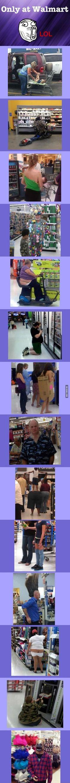 Only at Walmart... www.bestfunnyjokes4u.com/