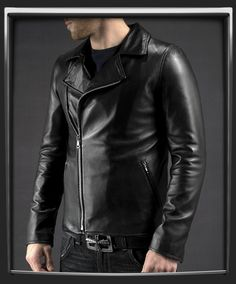 Ghost Rider - Movie Replica jacket inspired by Nic Cage, by Soul Revolver