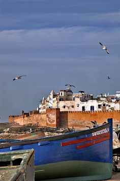 Essaouira, Morocco - a UNESCO world heritage area. {the ancient city of Astapor, which played a vital role in the season three finale of Game of Thrones}
