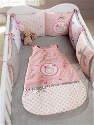 Tour de lit bébé modulable thème Ti-senbon  - vertbaudet enfant