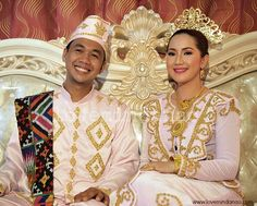 Love Mindanao: Tawi-Tawi's Muslim Royal Wedding: Sacred Love Sealed Under the Moon