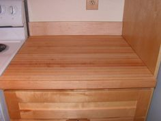 Maple Butcher Block Countertop Add Beauty And Value To Your Home With Our Custom Made