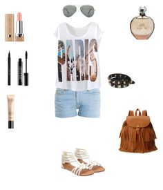 """""""Casual~#2"""" by ainaahmedova ❤ liked on Polyvore"""