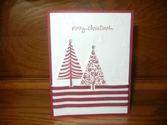 Festival of Trees, Stampin' Up www.lakeviewstamping.stampinup.net
