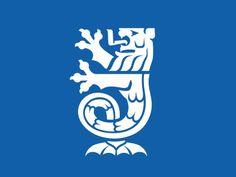 Ornamental Bull Logo by Veronika Žuvić on Dribbble Font Art, Art Logo, City Branding, Logo Branding, Fantasy Logo, Logo Luxury, Bull Logo, Logos, Lion Logo