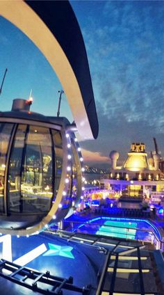 Quantum of the Seas | Light up every night when you book on Royal Caribbean's adventure-filled Quantum Class ships.