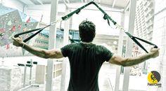 TRX para ESCALADA: ejercicios de entrenamiento en suspensión