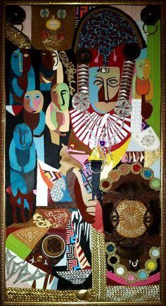 Cuero y Macramé En www.bolmarket.es/popart