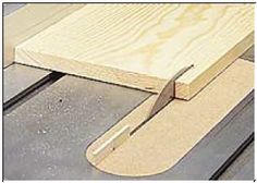 Table Saw Insert with Splitter