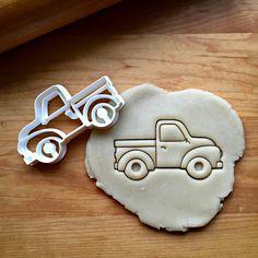 pick ups trucks Baby Birthday, Birthday Party Themes, Birthday Ideas, Pickup Truck Accessories, Little Blue Trucks, Truck Storage, Classic Pickup Trucks, Thing 1, 3d Prints