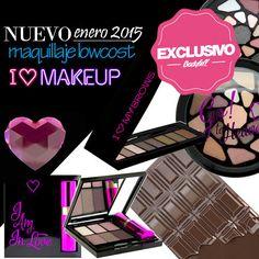 """¡NUEVO! Nos complace presentarte la última incorporación a nuestra familia de """"Exclusivos Bodybell"""". ¡Damos la bienvenida a I HEART MAKEUP! una nueva firma de #maquillaje que te enamorará por la gran calidad de sus cosméticos, pero sobre todo por sus ¡precios #LOWCOST!  Descubre I HEART MAKEUP en: http://www.bodybell.com/blog/i_heart_make_up_maquillaje_exclusivo_a_precio_low_cost/"""