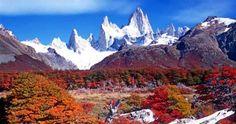 fitz roy trek map - Google Search