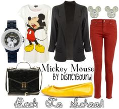 i love your blazer, mickey.