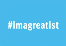 The #imagreatist community is motivating everyone to make healthier choices: From going after your dreams to the gym, the yoga studio, or the starting line, we want to spread the motivational love!