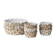 IKEA - VINTERKUL, Baking cup, paper