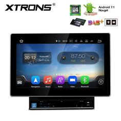 Technology Gift Ideas Daily Bargains and Savings together in one Place. Best Tech Deals Ideas for that Special Tech Geek in your Life. Touch Screen Car Stereo, Technology Gifts, Music Radio, Tech Gifts, Car Audio, Quad, Wifi, Bluetooth
