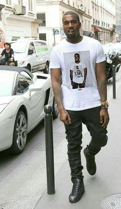 Ropa Kanye West, Style Kanye West, Kanye West Outfits, Kanye West Fashion, Balenciaga Arena Sneakers, Trey Songz, Big Sean, Mode Streetwear, Streetwear Clothing