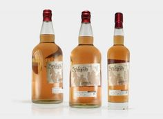 10 Awesome Whiskey Bottle Designs