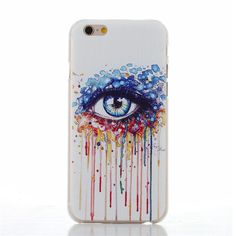 """2016 Newest Luxury Transparent Case For Apple iPhone 6 6S Cover Hard Plastic Case For iPhone6 4.7"""" Case Cover"""