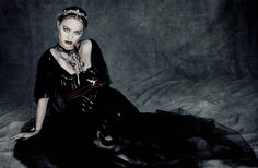 Beatrice Borromeo by Paolo Roversi for Vogue Italy September 2015 - Valentino Fall 2015 Haute Couture