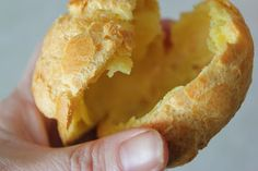 Easy Easter Dessert: Old Fashioned Cream Puffs Recipe ~ Lille Punkin' . (this is the recipe I grew up with, K) Easy Easter Desserts, Small Desserts, Old Fashioned Cream Puff Recipe, Croissants, Sweets Cake, Cupcake Cakes, Cupcakes, Donut Recipes, Baking Recipes