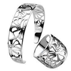 Mooie ring en armband van Zinzi
