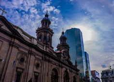 https://flic.kr/p/u8mCEc | Catedral Metropolitana de Santiago - Plaza de Armas - Santiago Chile - May 31 2015 | Photo by John Bankson with a Fujifilm X-T1 camera and a Fujinon XF18-135mm F3.5-5.6 R LM OIS WR lens