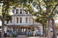 Magnolia Pearl - Our Store Texas Texas Roadtrip, Texas Travel, The Places Youll Go, Places To Go, Texas Wineries, Texas Restaurant, Fredericksburg Texas, Magnolia Pearl, Antique Show