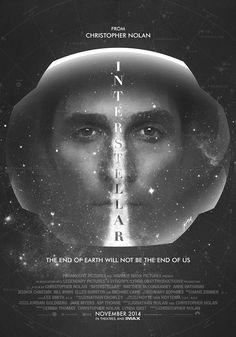 Resultado de imagen para interstellar posters