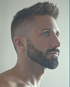 Do not just grow a short beard, rather use it to enhance your personality and manly look. Here are 70 most popular and trendy short beard styles you can try. Different Beard Styles, Beard Styles For Men, Hair And Beard Styles, Beards And Hair, Cool Short Hairstyles, Undercut Hairstyles, Boy Hairstyles, Short Undercut, Hairstyle Ideas