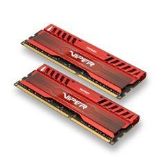 Patriot 8GB(2x4GB) Viper III  DDR3 1866MHz (PC3 15000) CL9 Desktop Memory With Red Gaming Heatsink- PV38G186C9KRD - http://21stpc.com/memory/patriot-8gb2x4gb-viper-iii-ddr3-1866mhz-pc3-15000-cl9-desktop-memory-with-red-gaming-heatsink-pv38g186c9krd/