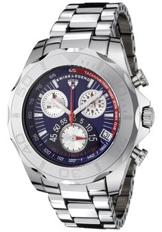 Price:$299.99 #watches SWISS LEGEND T8010-33, With a detailed facade displaying multi-functional subdials, this Swiss Legend Tungsten Pro chronograph is style built with precision.