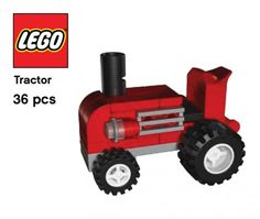 i want to build my own tractor!