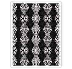 Baroque Style Inspiration #Redbubble #sticker #floral #abstract #black #white #Baroque http://www.redbubble.com/people/medusa81/works/10886568-baroque-style-inspiration?p=sticker