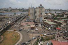 Lagos, una megalópolis orgánica que recuerda a Blade Runner. 29/12/16