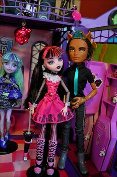 Photos taken for Monster High article | Flickr - Photo Sharing!