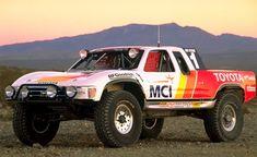 Ironman's SR5 Trophy Truck.