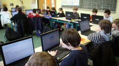 Computer in der Schule: Peinliches Studienergebnis für Deutschland -- Deutsche Schulen stehen bei der Computernutzung im internationalen Vergleich am Ende der Liste. Die Leiterin der ICILS- Studie, Birgit Eickelmann, erstaunt das nicht.
