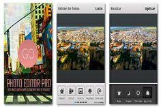Personaliza tus fotos en Android con Photo Editor Profesional Android, Polaroid Film, Photo Editor