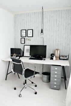 Interieur | Een stijlvolle thuiswerkplek