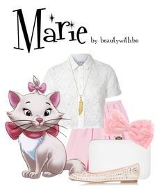 """""""Marie the aristocat"""" by beautywithbo ❤ liked on Polyvore"""