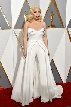 Lady Gaga - Oscars 2016 - Brendan Alexander