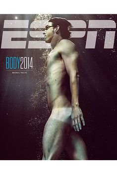 Whoa  ESPN's Body Issue Is Very Naked  #refinery29  http://www.refinery29.com/2014/07/70798/espn-naked-athlete-pictures-body-issue#slide4  Michael Phelps