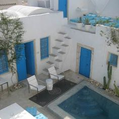 a great house in Tunisia