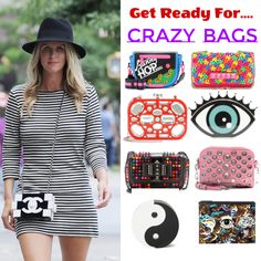 Crazy Bags For Fashionista's!
