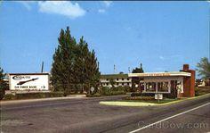 West Gate Entrance Chanute Air Force Base Illinois