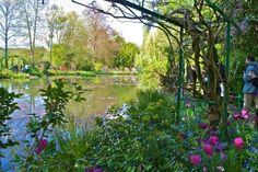 Monet's Garden, Giverny, France - Tips