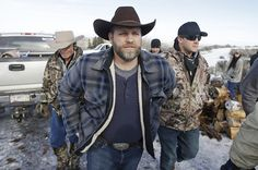 The FBI reports that Malheur Wildlife Refuge occupation leaders Ammon and Ryan Bundy have been arrested along with four others. Oregon Nature, Fire Video, Jail Cell, Political Prisoners, Native American Tribes, Civil Rights, Ny Times, A Team, Politics