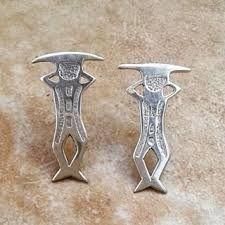 Resultado de imagen para aros selknam Copper, Dressings, Salads, Pendants, Silver, Rings, Stud Earrings, Jewels, Quilling