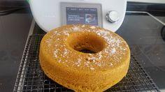 BIZCOCHO INTEGRAL DE ZANAHORIA AL VAPOR Thermomix Desserts, Carrot Cake, Doughnut, Fondant, Carrots, Food And Drink, Cooking, Recipes, Carrot